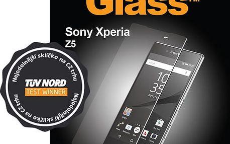 PanzerGlass ochranné sklo na displej pro Sony Xperia Z5 Front - 1613
