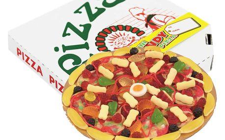 Chupa Chups želé Pizza 435g