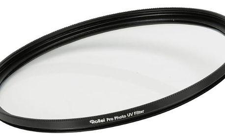 Rollei profesionální UV Filtr 62 mm - 26088