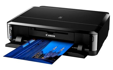 Tiskárna inkoustová Canon iP7250 (6219B006) černá A4, 15str./min, 10str./min, 9600 x 2400, WF, USB