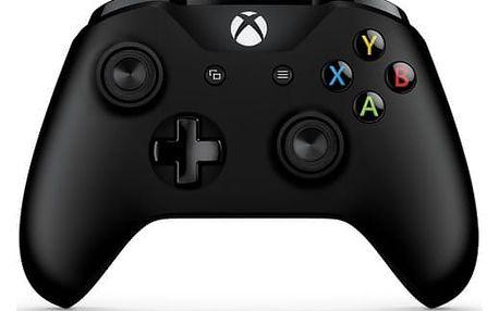 Gamepad Microsoft Wireless (6CL-00002) černý
