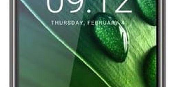 Mobilní telefon Acer Liquid Z6 LTE (HM.HW7EE.001) šedý Software F-Secure SAFE 6 měsíců pro 3 zařízení (zdarma)
