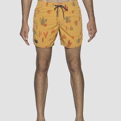 Boardshortky O´Neill PM DUNE DISCOVERIES SHORTS Žlutá