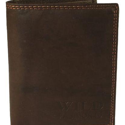 Rosso pánská peněženka - pravá kůže