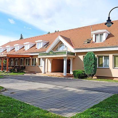 Západní Maďarsko exkluzivně: 3* hotel, polopenze, vstup do lázní a bez sezónních příplatků