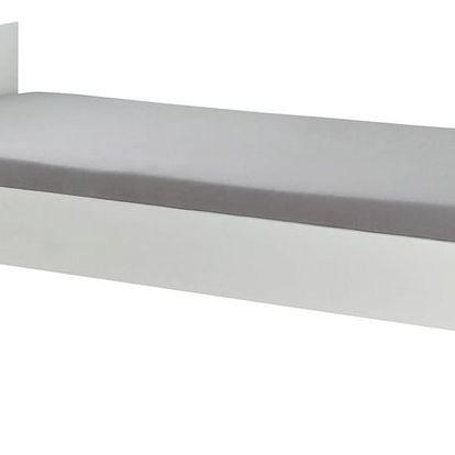 Postel mili, 94/41-70,5/204 cm