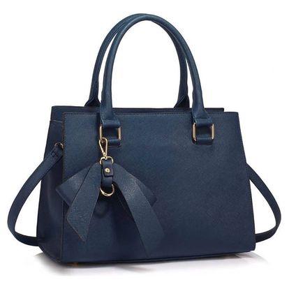 Dámská námořnicky modrá kabelka Eleiny 374c