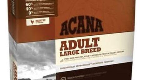Granule Acana Dog Adult Large Breed Heritage 17 kg + Doprava zdarma