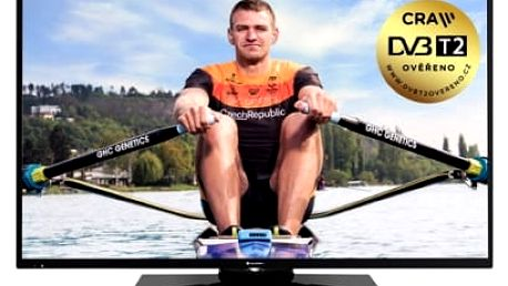 Televize GoGEN TVF 55P269T černá