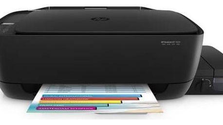 Tiskárna multifunkční HP Deskjet GT 5820 (X3B09A#628) + Doprava zdarma