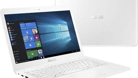 ASUS VivoBook E402NA, bílá - E402NA-GA167T
