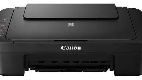 Tiskárna multifunkční Canon PIXMA MG2550S (0727C006) černá