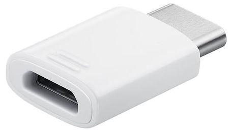 Redukce Samsung Micro USB / USB-C (3ks) (EE-GN930) (EE-GN930KWEGWW) bílá