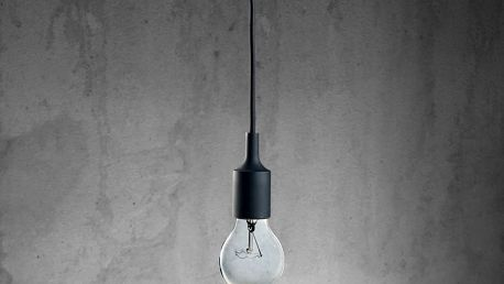Závesná lampa abby, 92 cm