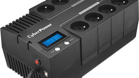 CyberPower BRICs Series II SOHO 1000VA/600W, LCD - BR1000ELCD-FR