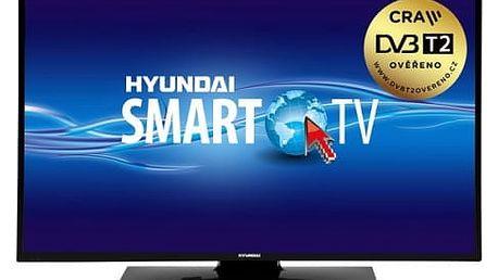 Televize Hyundai HLN 32TS343 SMART černá