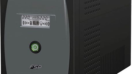 Fortron FSP EP 1500 SP, 1500 VA, line interactive - PPF9000109