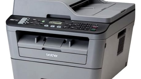Tiskárna multifunkční Brother MFC-L2700DW (MFCL2700DWYJ1) A4, 26str./min, 2400 x 600, duplex, WF, USB
