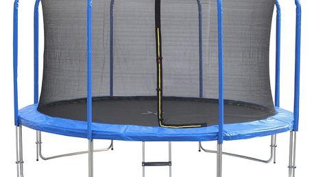 Marimex Trampolína Marimex Plus 366 cm + vnitřní ochranná síť + schůdky ZDARMA - 19000066