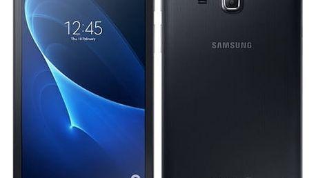 """Dotykový tablet Samsung Tab A (7.0, 2016) 8 GB, Wi-Fi (SM-T280NZKAXEZ) černý 7"""", 8 GB, WF, BT, GPS, Android 5.1"""