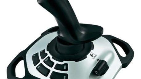 Joystick Logitech Extreme 3D Pro pro PC (942-000031)
