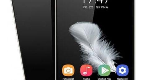 Mobilní telefon Umax VisionBook P50 LTE (UMM200P5C) černý