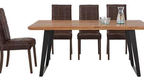 Jídelní stůl herkules, 175/76/90 cm