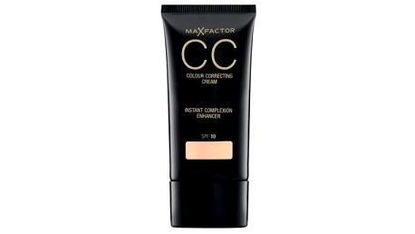 Max Factor CC Colour Correcting Cream SPF10 30 ml cc krém pro ženy 50 Natural