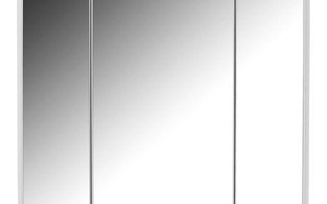 Skříňka se zrcadlem koleta, 65/70/21 cm