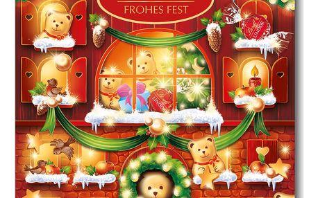 Lindt adventní kalendář 172g