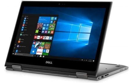 Notebook Dell 13z 5000 (5378) Touch (TN-5378-N2-512S) šedý