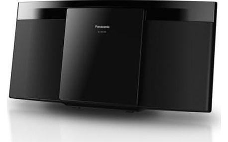 Mikrosystém Panasonic SC-HC195EG-K černý + dárek