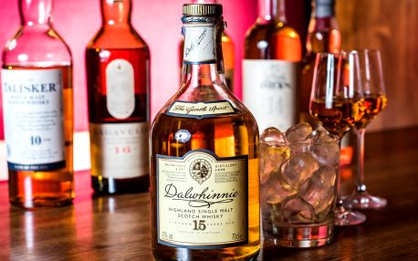Degustace skotské whisky v té nejlepší formě