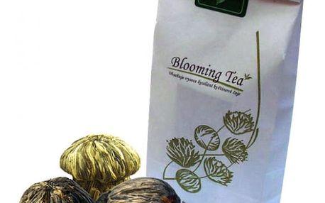 Balení květinových čajů Blooming Tea 3 ks