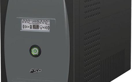 Fortron FSP EP 1500 SP, 1500 VA, line interactive - PPF9000109