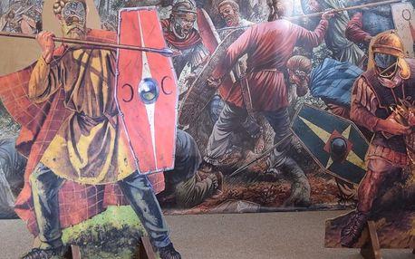 Výstava Ve stínu Impéria - Germáni a doba římská