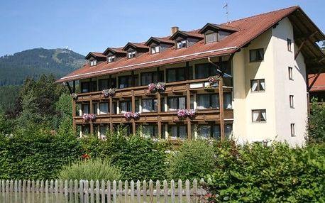 Bavorsko s wellness a dítě do 6,9 zdarma