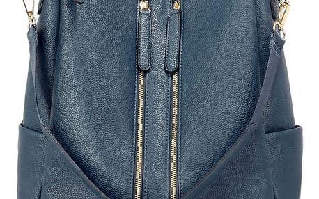 Dámský námořnicky modrý batoh Patti 523