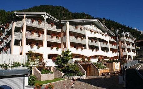 Itálie - Val di Fassa e Carezza na 8 dní, snídaně nebo bez stravy s dopravou vlastní