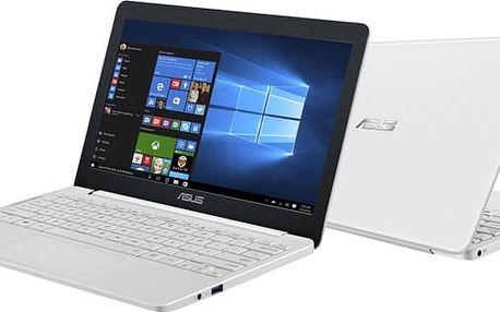 ASUS VivoBook E203NA, bílá - E203NA-FD021TS