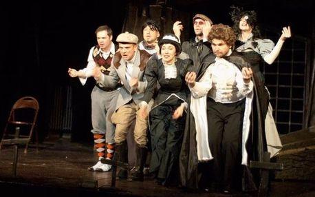 Rodinná vstupenka na Dracula reloaded