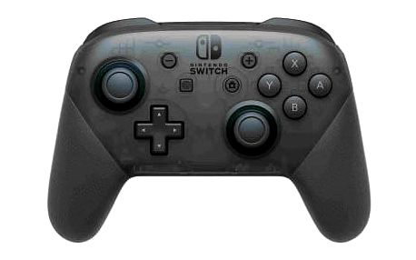 Nintendo Switch Pro Controller (SWITCH) - NSP140