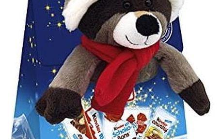 Kinder Maxi mix 133g s vánočním plyšákem MÝVAL