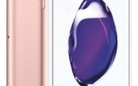 Mobilní telefon Apple 32 GB - Rose Gold (MN912CN/A)