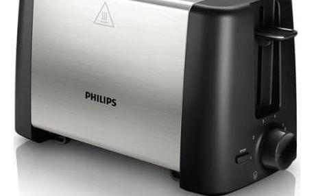 Philips Daily Collection HD4825/90 černý/nerez