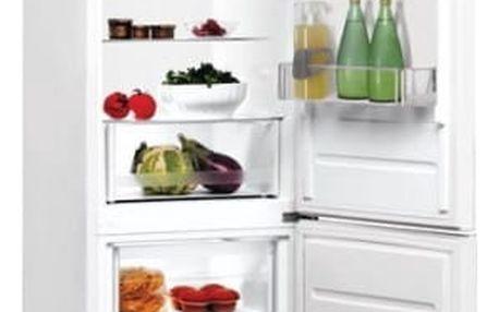 Kombinace chladničky s mrazničkou Indesit LR9 S1Q F W bílé