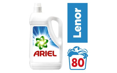 ARIEL Touch of Lenor 5,2 L (80 dávek) - prací gel