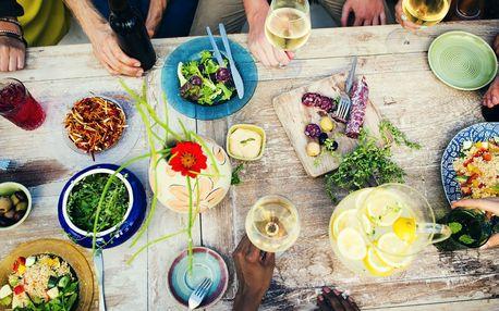 Kurz vaření: Vegetariánská kuchyně