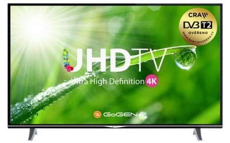 Televize GoGEN TVU 40S298 STWEB černá
