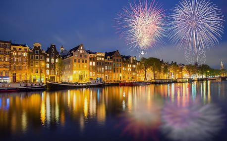 Silvestr a festival světel v Amsterdamu - 30. 12. - 1. 1.